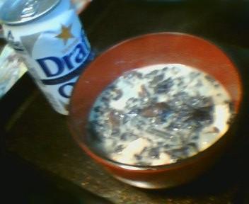 山形郷土料理「納豆汁」