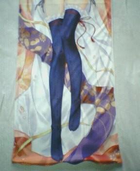 「あかね色に染まる坂」より長瀬湊描き下ろしフルカラー抱き枕カバー