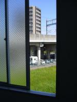 窓から吹く風♪