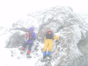 登攀トレーニング?