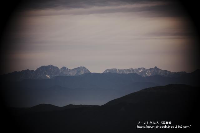 車山-北ア