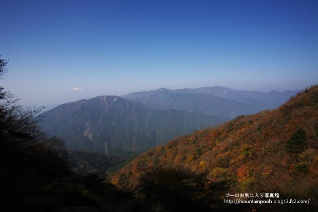 大山-富士山