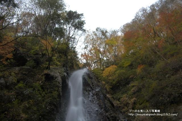 畦ヶ丸滝1