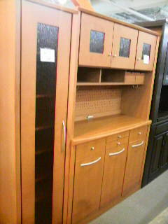モリタインテリアの食器棚