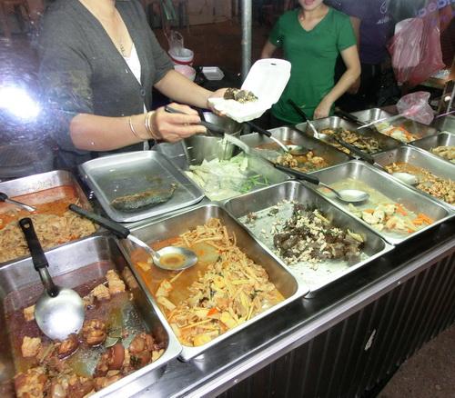 85-Laos 料理2