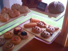 パン屋さん。