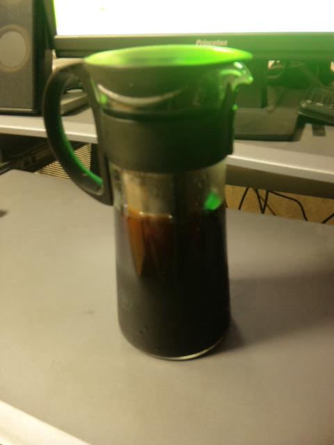 水出しコーヒー アラビカ種 アイス