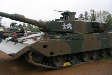 陸上自衛隊 北海道 第11旅団 第11戦車大隊「士魂戦車大隊」