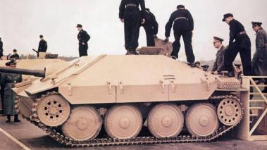 Jagdpanzer38 HetzerSterr