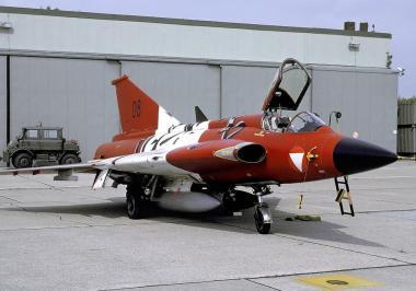 SAAB J35 ドラケン