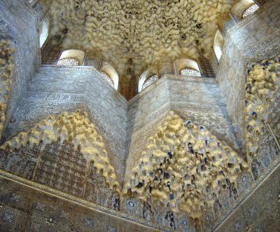 アルハンブラ宮殿小