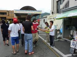 震災ボランティア キャンプツーリング 041