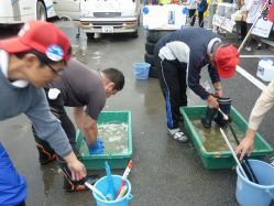 震災ボランティア キャンプツーリング 012