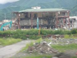 震災ボランティア キャンプツーリング 010