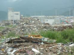 震災ボランティア キャンプツーリング 035