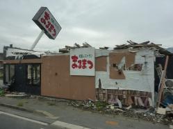 震災ボランティア キャンプツーリング 031