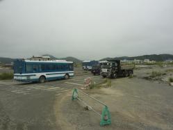 震災ボランティア キャンプツーリング 072