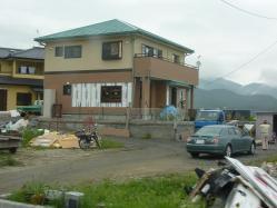 震災ボランティア キャンプツーリング 033