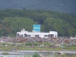 震災ボランティア キャンプツーリング 048