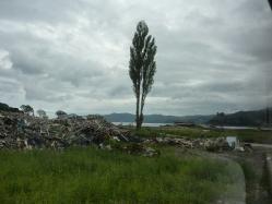 震災ボランティア キャンプツーリング 077