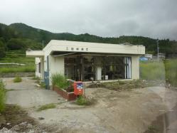震災ボランティア キャンプツーリング 076