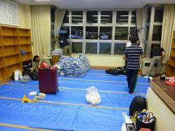 震災ボランティア キャンプツーリング 107