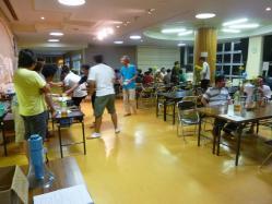震災ボランティア キャンプツーリング 105