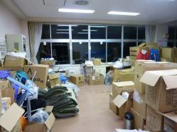震災ボランティア キャンプツーリング 103