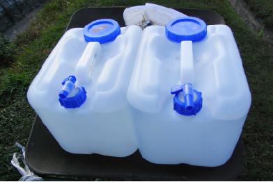 水20L×2個