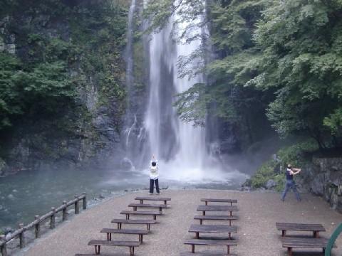 7月28日大滝
