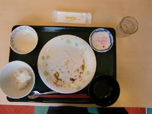 9月15日昼食2