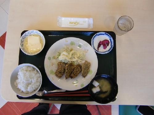 9月15日昼食1