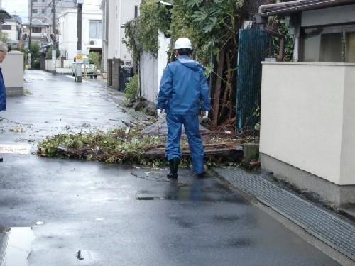 10月8日台風3