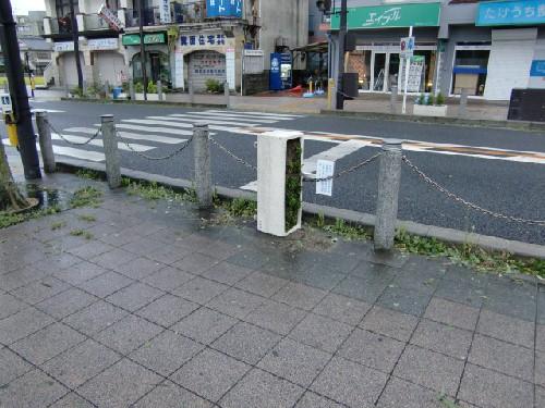 10月8日台風5
