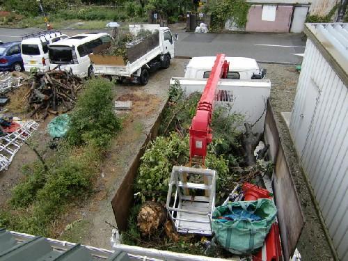 10月8日台風10