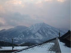 11年正月の夷守岳