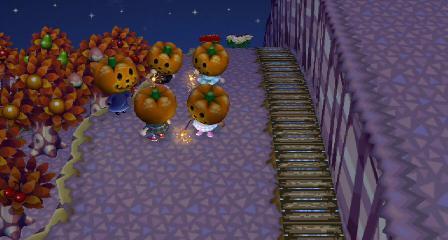 やきかぼちゃ