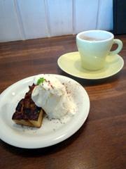 熊本市南部のcafe coucou(カフェククゥ)であったかランチ♪