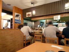 住吉の博多まかない屋で超お得な海鮮丼ワンコインランチ♪
