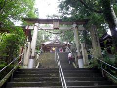 山都町のパワースポット 幣立神宮(へいたてじんぐう)
