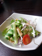 大津の旬彩 遊楽(ゆら)でおいしい健康定食♪