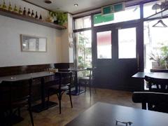 上通りのCafe Piccolina(カフェピッコリーナ)でパスタランチ。