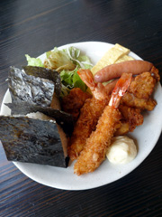 熊本市北部の酒膳しま田で和食ランチ♪
