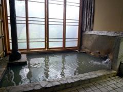 阿蘇・内牧温泉の湯巡追荘はエンターテイメント家族風呂(笑)