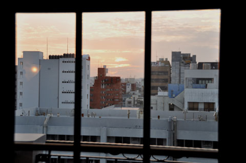 那覇ホテル 朝日