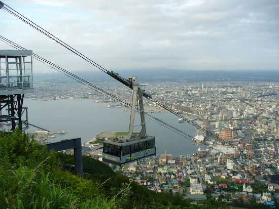 函館山ロープーウェイ