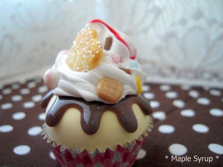 2010・9月 カップケーキ