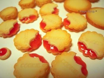 苺クッキー