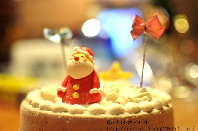 今年はアイスケーキ