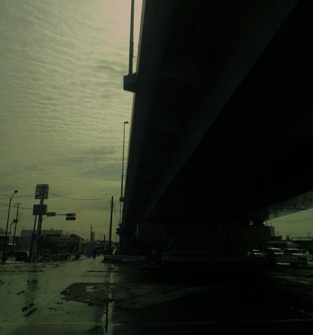 R4バイパス高架下